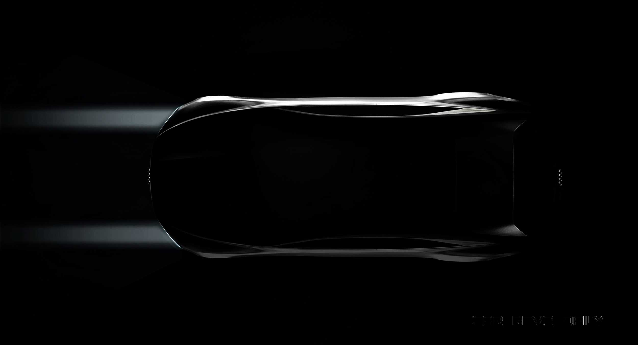 Audi LA Concept Teaser May Be Upcoming Q4 Crossover