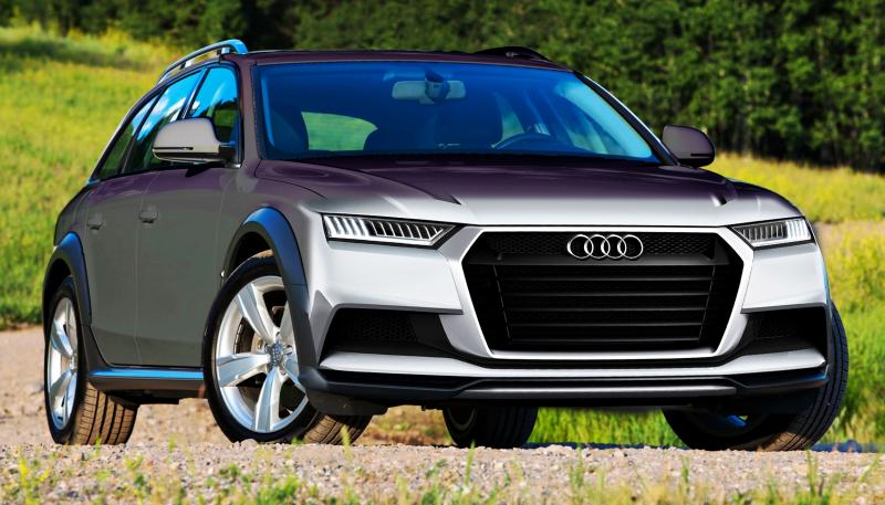 Audi LA Concept Teaser May Be Upcoming Q4 Crossover 3