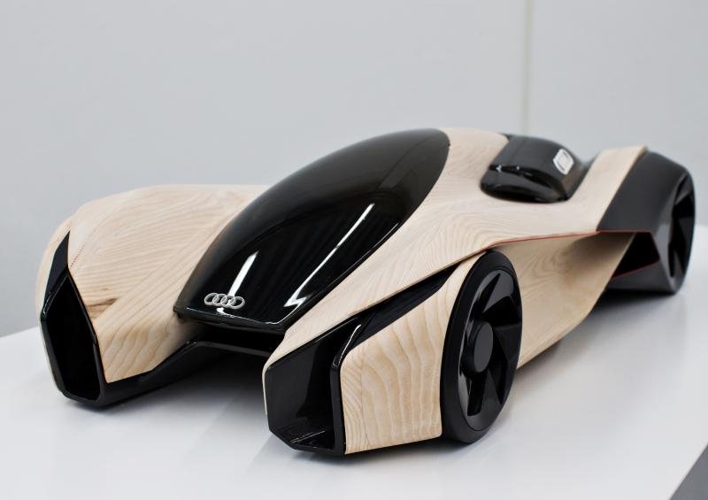 Hochschulen zu Gast bei Audi Design UNIverse