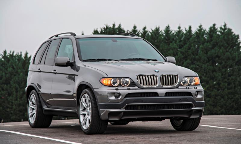BMW X Models Celebrate 15-Year Anniversary Ahead of X7 SUV Launch 31