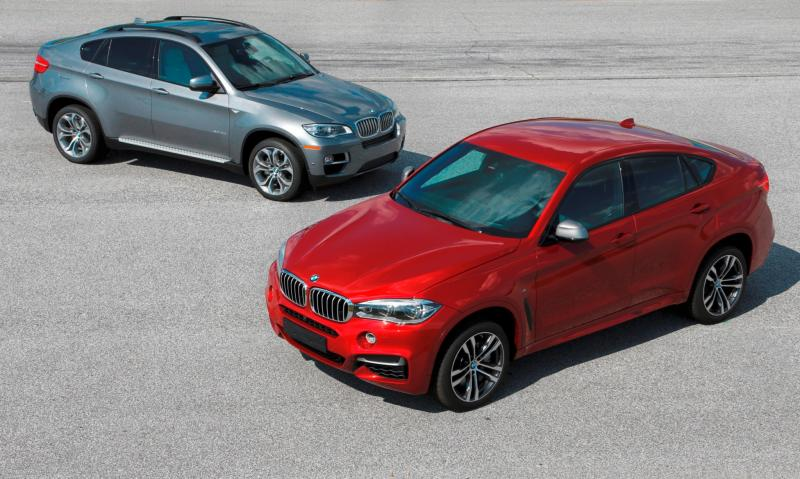 BMW X Models Celebrate 15-Year Anniversary Ahead of X7 SUV Launch 5
