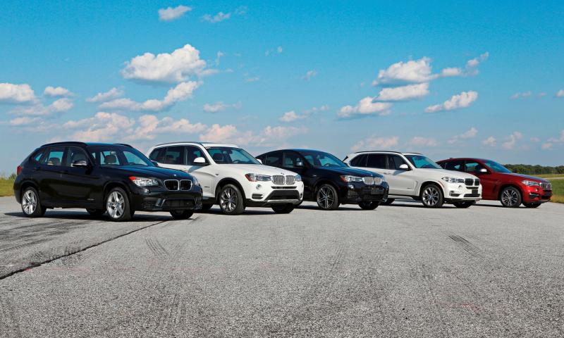BMW X Models Celebrate 15-Year Anniversary Ahead of X7 SUV Launch 9