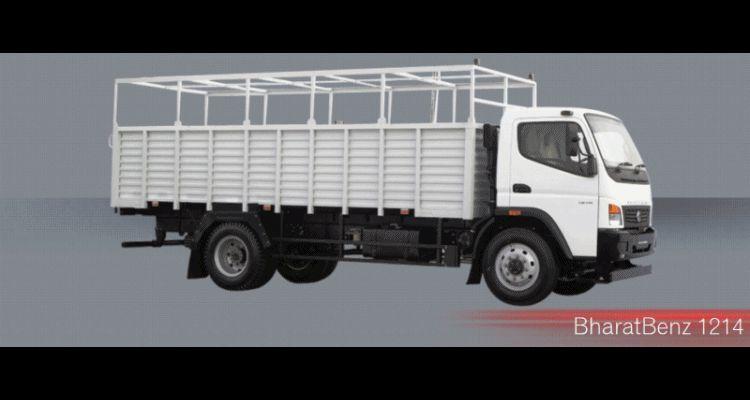 Bharat Benz gif 1214
