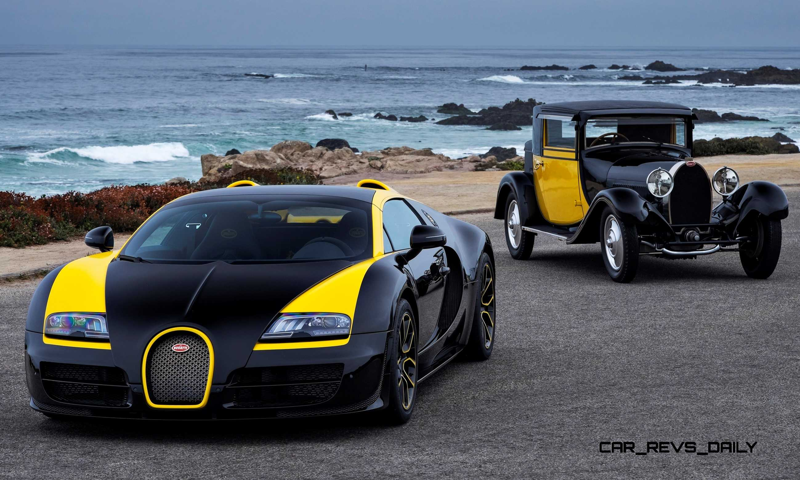 Bugatti Gs Vitesse 1 Of 1 Edition Celebrates Type 41