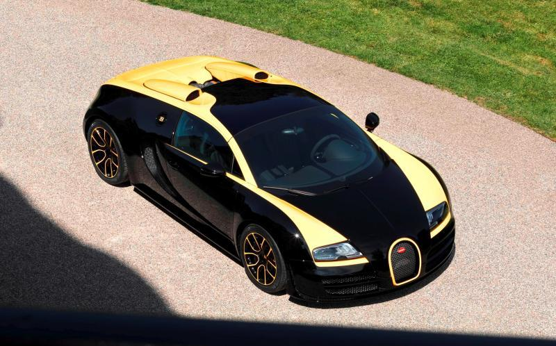 Bugatti Veyron GS Vitesse 1 of 1 - Photo 4