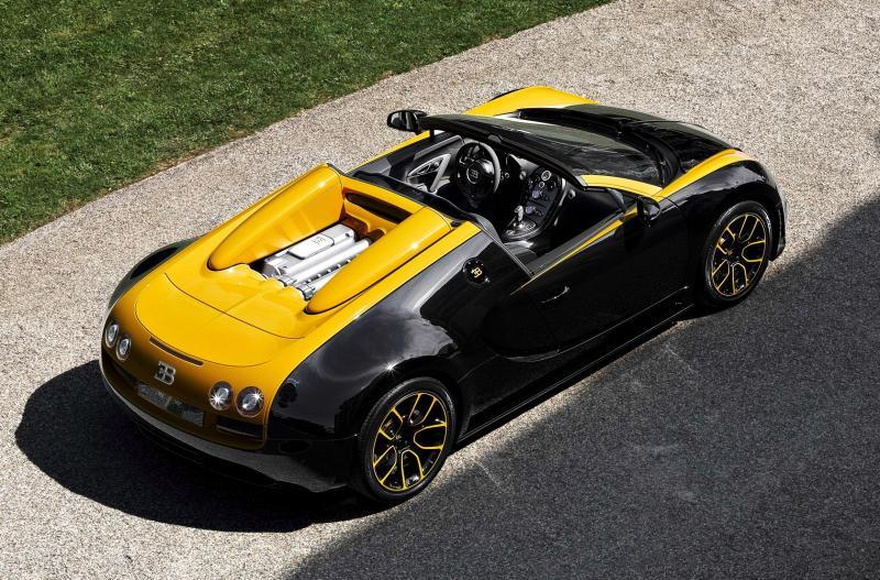 Bugatti Veyron GS Vitesse 1 of 1 - Photo 5