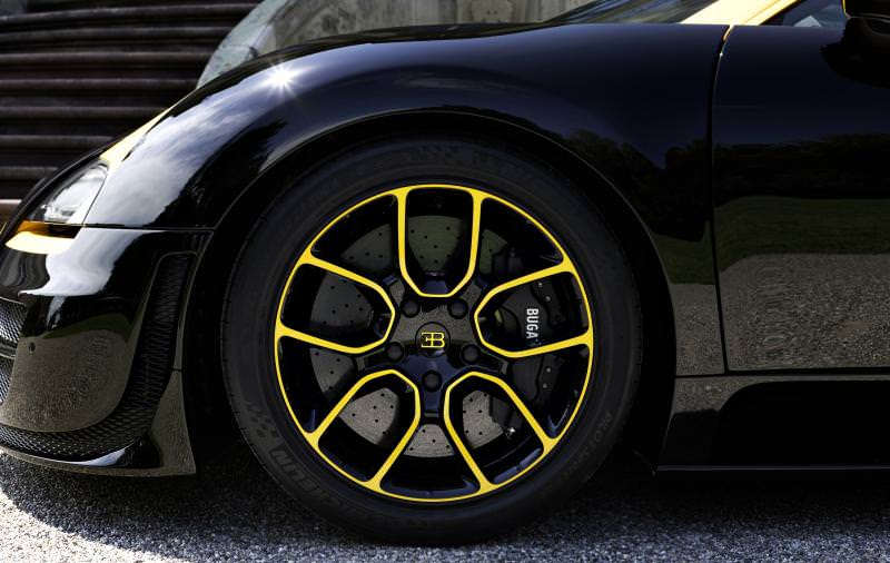 Bugatti Veyron GS Vitesse 1 of 1 - Photo 7