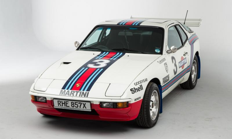 CCWin 1981 Porsche 924 Martini Rally Car 10