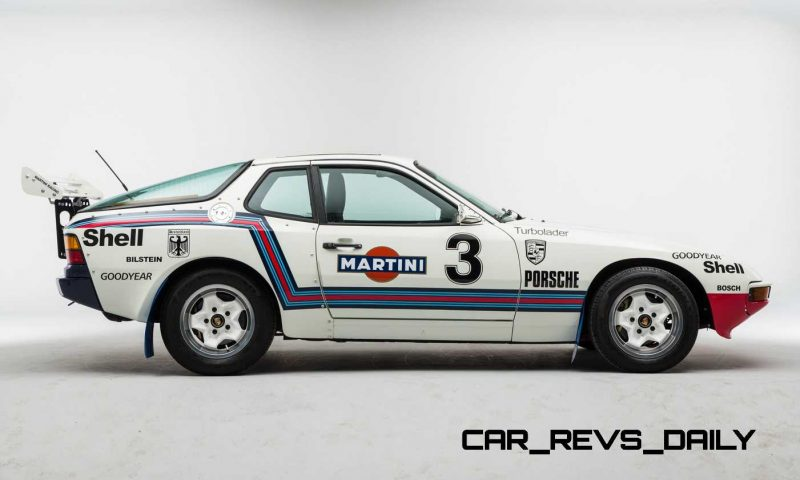 CCWin 1981 Porsche 924 Martini Rally Car 11