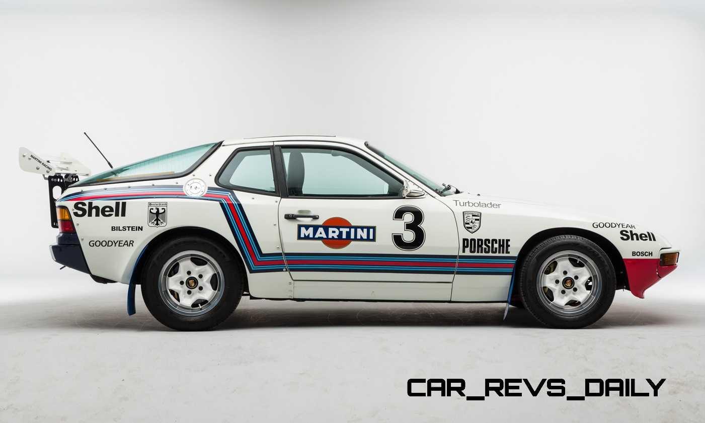 Ccwin 1981 Porsche 924 Martini Rally Car 11