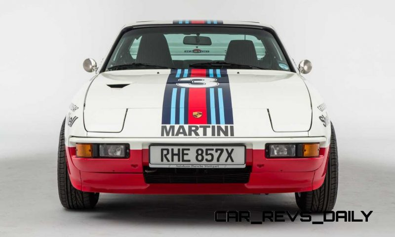 CCWin 1981 Porsche 924 Martini Rally Car 12