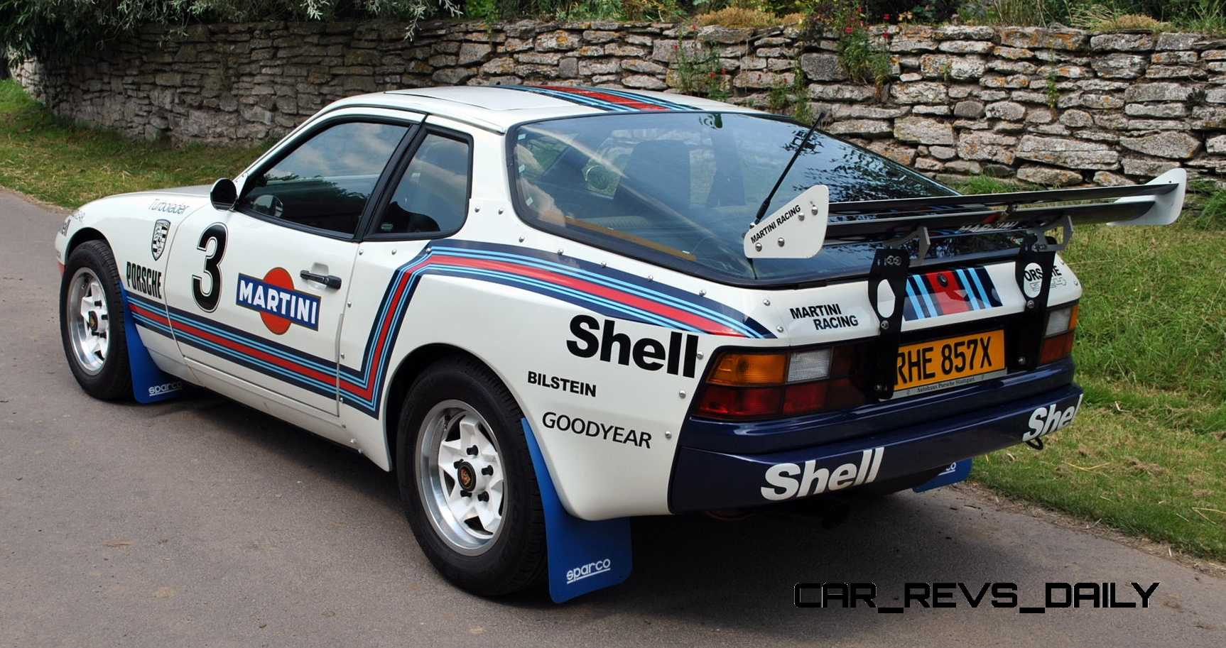 Win A Car Sweepstakes >> Pristine Porsche 924 Martini Rally Car Up For Grabs In New ...