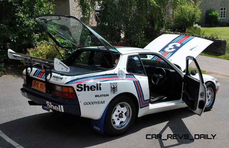 CCWin 1981 Porsche 924 Martini Rally Car 20