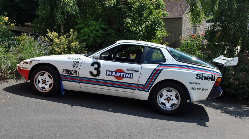CCWin 1981 Porsche 924 Martini Rally Car 22