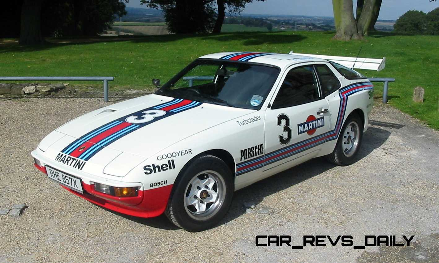 Porsche Of Jackson >> Pristine Porsche 924 Martini Rally Car Up For Grabs In New UK Sweepstakes!