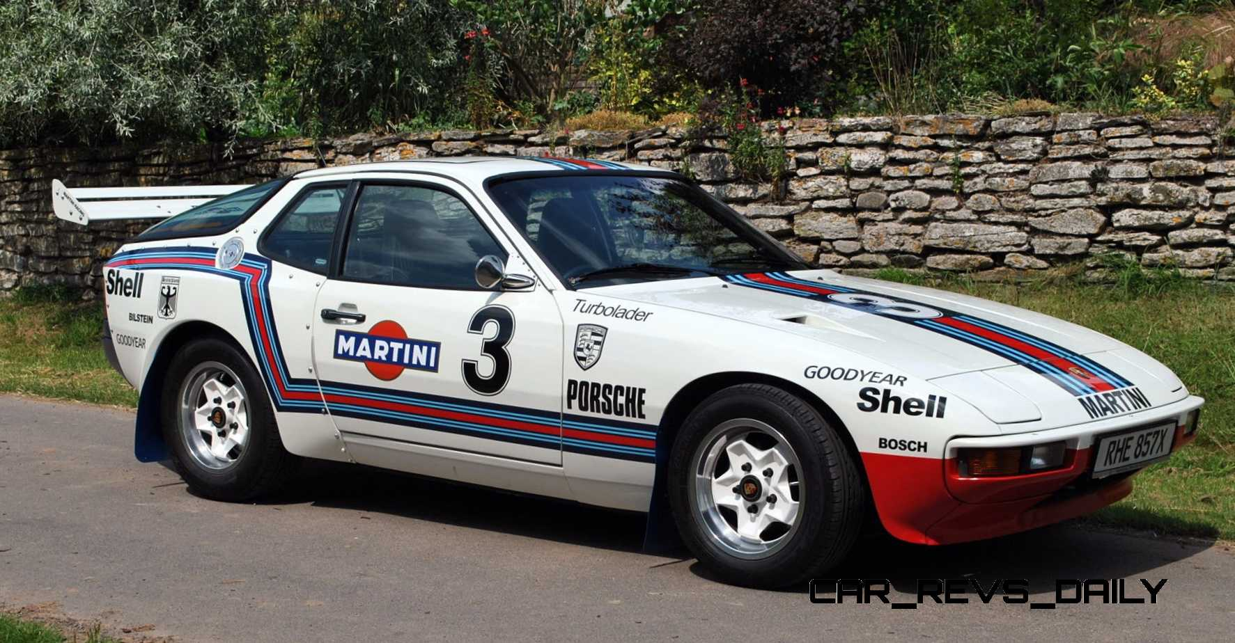 Pristine Porsche 924 Martini Rally Car Up For Grabs In New UK ...
