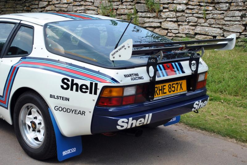 CCWin 1981 Porsche 924 Martini Rally Car 32