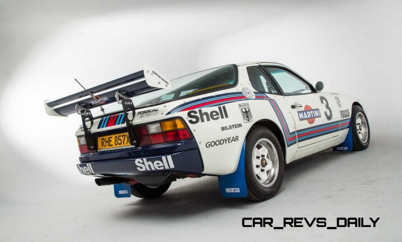 CCWin 1981 Porsche 924 Martini Rally Car 37