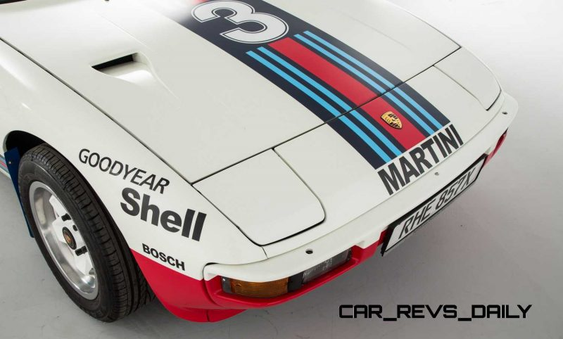 CCWin 1981 Porsche 924 Martini Rally Car 5