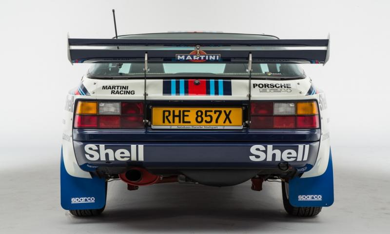 CCWin 1981 Porsche 924 Martini Rally Car 6