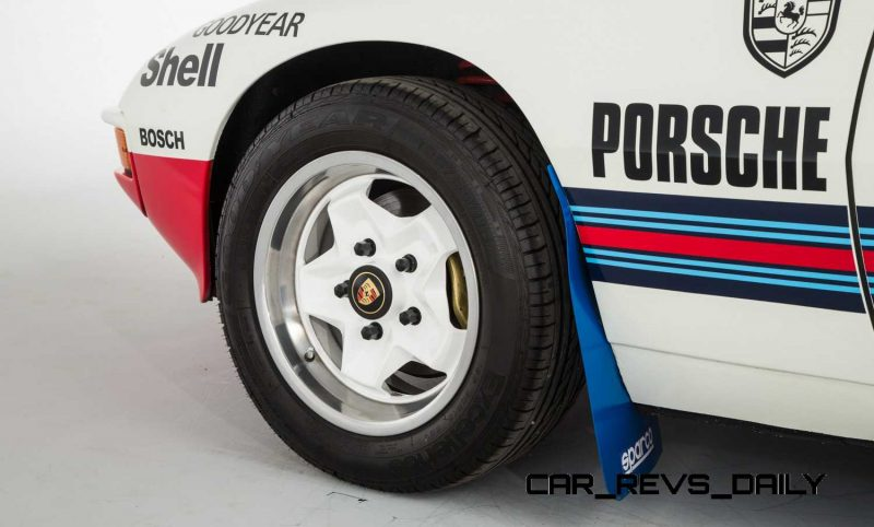 CCWin 1981 Porsche 924 Martini Rally Car 9