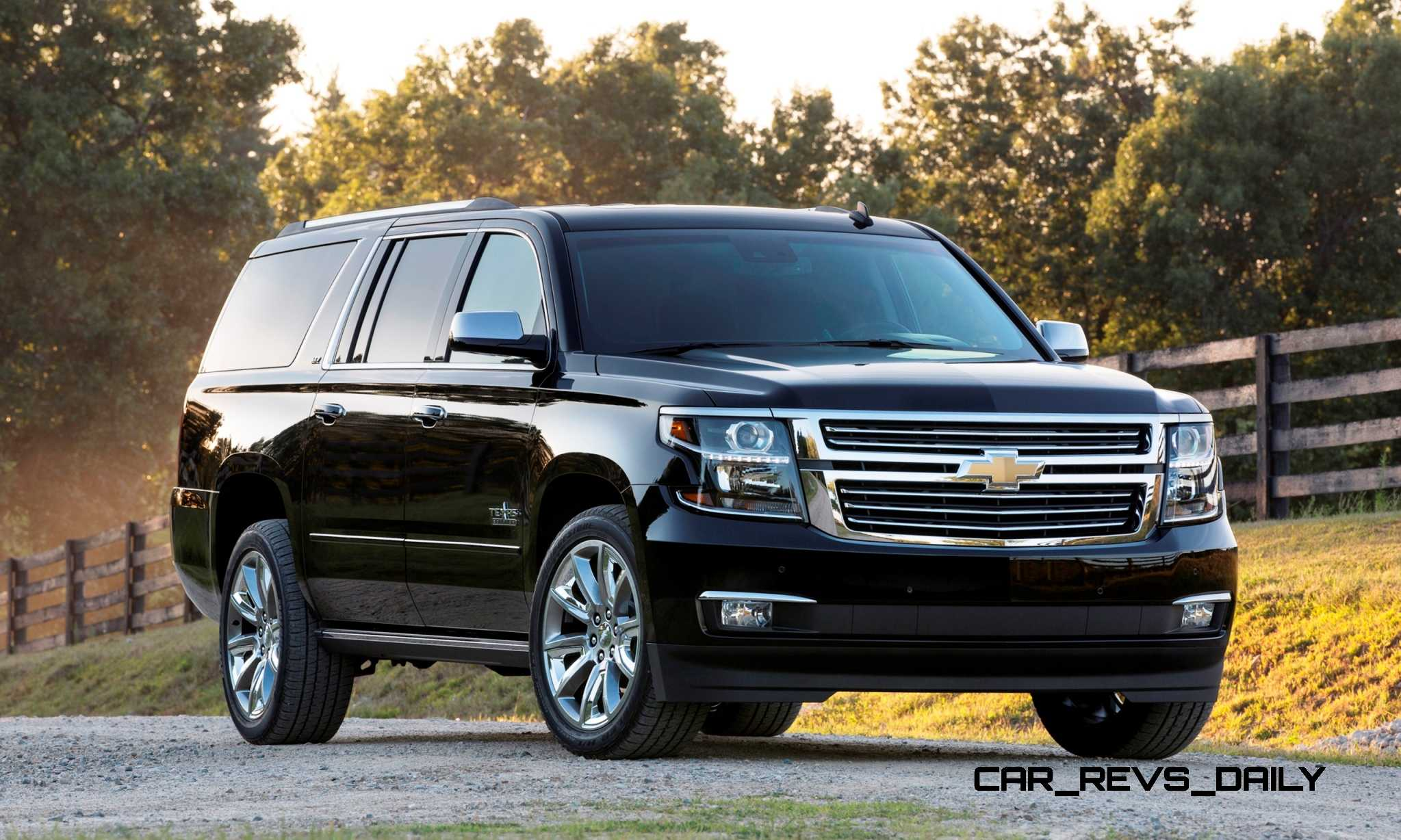 chevy introduces suburban and tahoe texas editions to complement silverado ut special. Black Bedroom Furniture Sets. Home Design Ideas