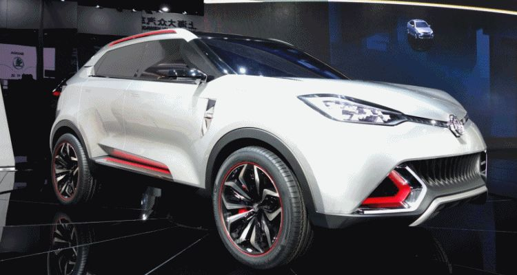 Chinese-Market SUV and Crossover Cgif