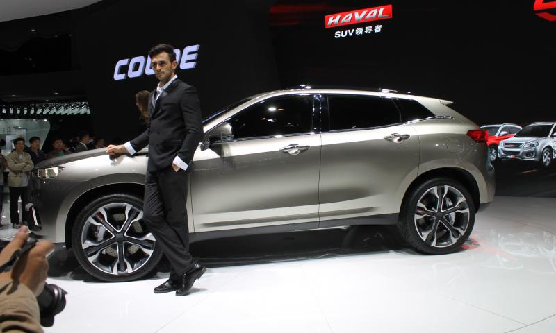 Chinese-Market SUV and Crossover Concepts - Acura vs. MG vs. Chery vs. Haval vs. Changan  16