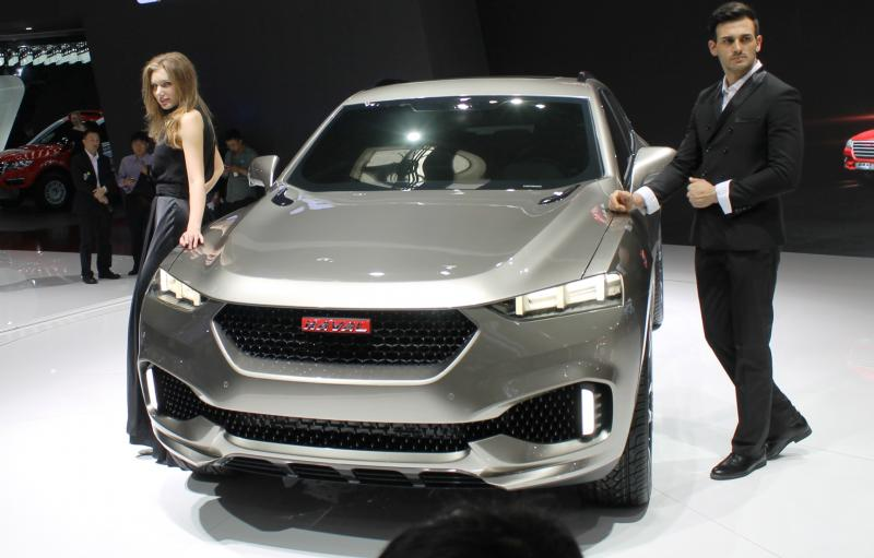 Chinese-Market SUV and Crossover Concepts - Acura vs. MG vs. Chery vs. Haval vs. Changan  18