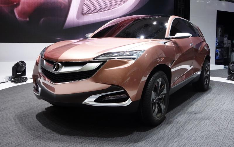 Chinese-Market SUV and Crossover Concepts - Acura vs. MG vs. Chery vs. Haval vs. Changan Chinese-Market SUV and Crossover Concepts - Acura vs. MG vs. Chery vs. Haval vs. Changan