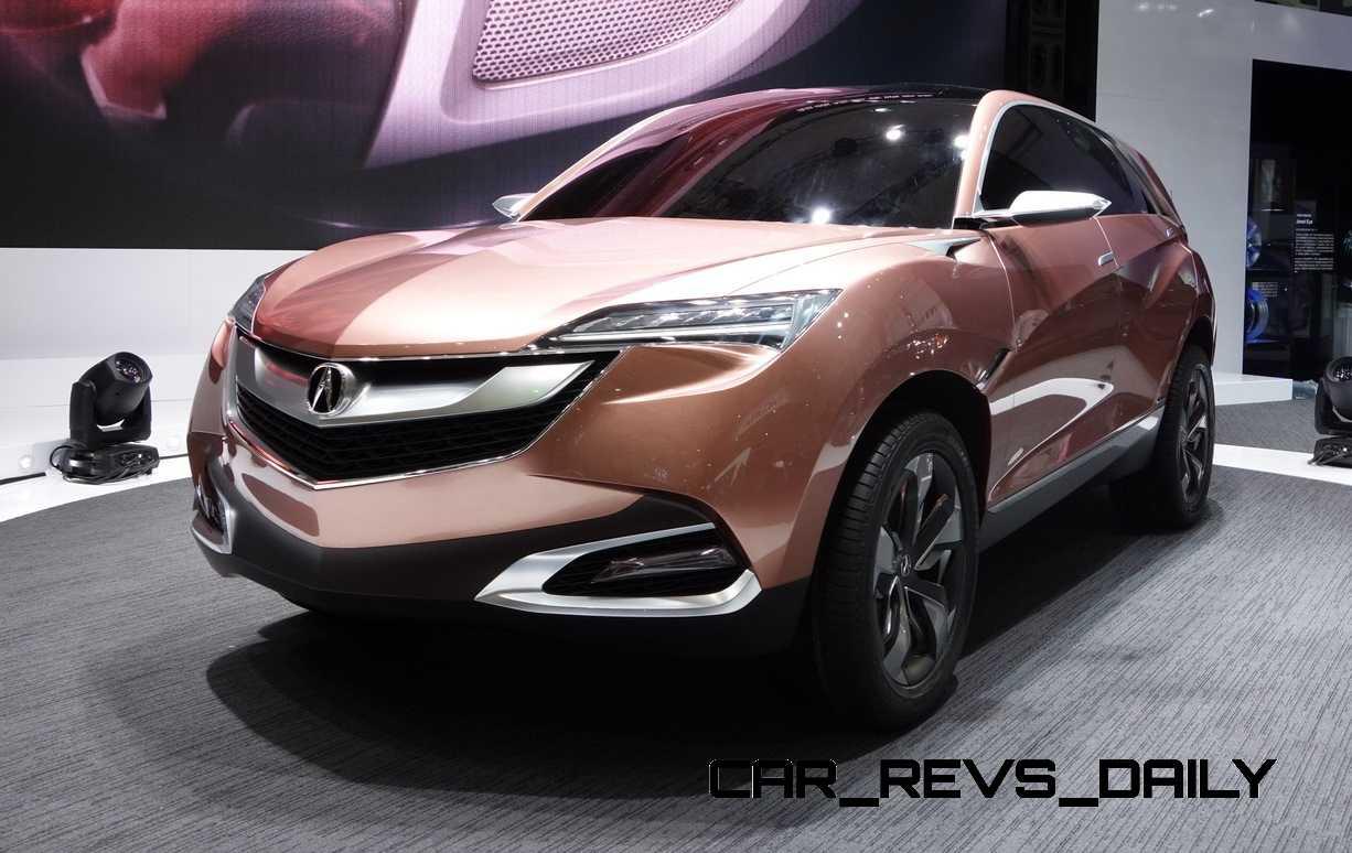 Toyota Suv Names >> Chinese-Market SUV and Crossover Concepts - Acura vs. MG vs. Chery vs. Haval vs. Changan
