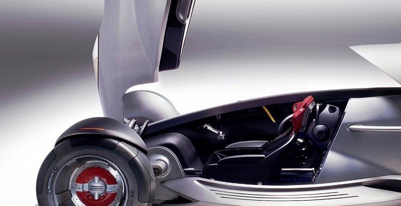 Concept Flashback - 2004 Toyota MTRC 10
