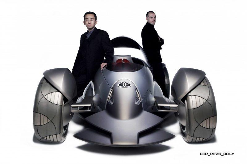 Concept Flashback - 2004 Toyota MTRC 17