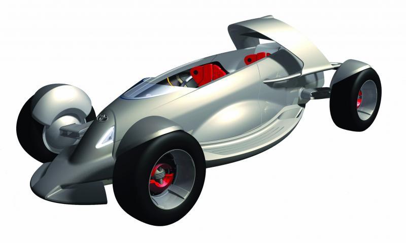 Concept Flashback - 2004 Toyota MTRC 27