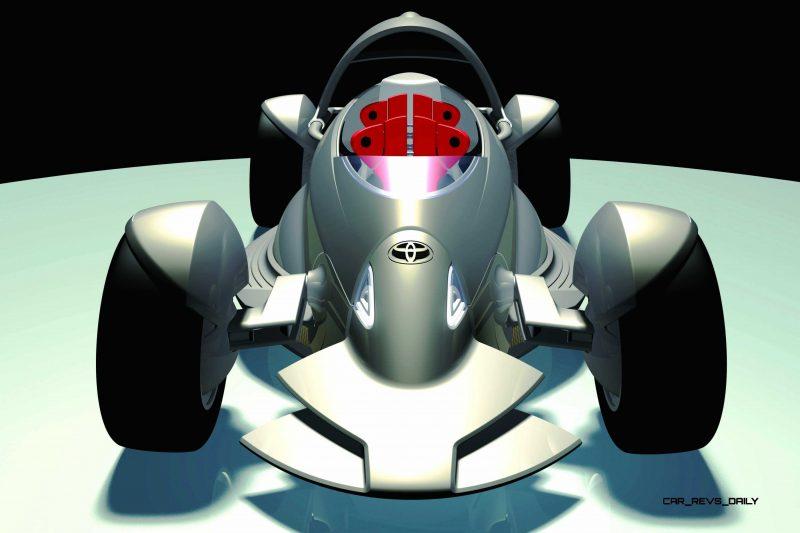 Concept Flashback - 2004 Toyota MTRC 28