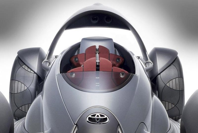 Concept Flashback - 2004 Toyota MTRC 38
