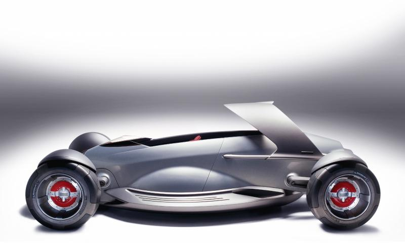 Concept Flashback - 2004 Toyota MTRC 9