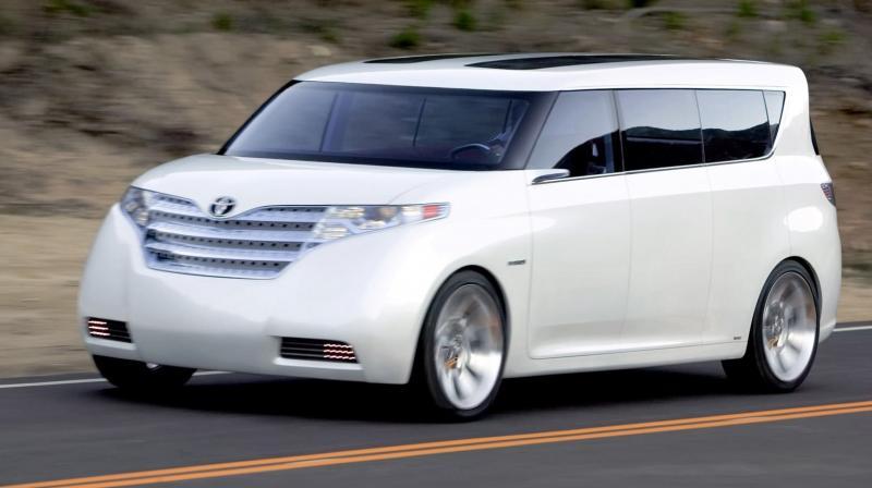 Concept Flashback - 2006 Toyota F3R 1