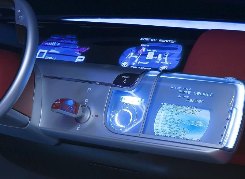 Concept Flashback - 2006 Toyota F3R 13