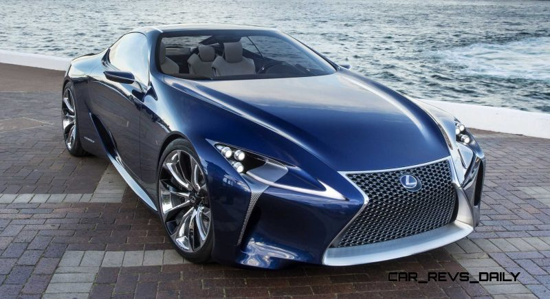 Concept Flashback - Lexus LF-LC in 77 High-Res Photos - Future LF-B 14