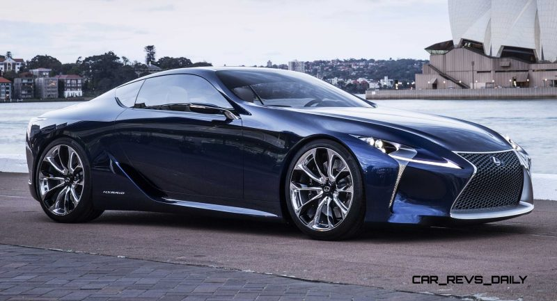 Concept Flashback - Lexus LF-LC in 77 High-Res Photos - Future LF-B 17