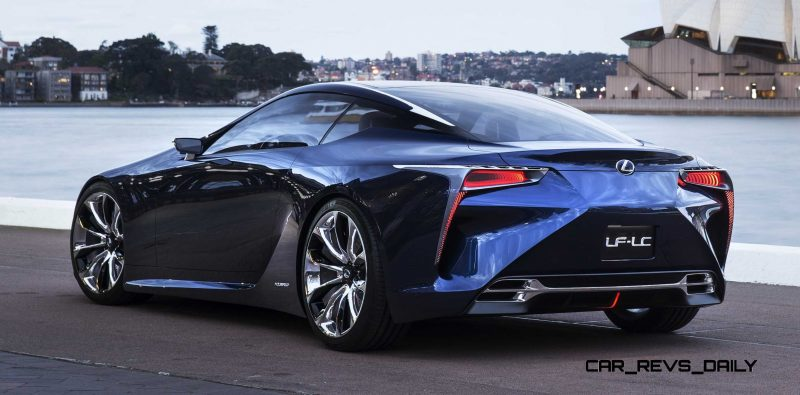 Concept Flashback - Lexus LF-LC in 77 High-Res Photos - Future LF-B 18