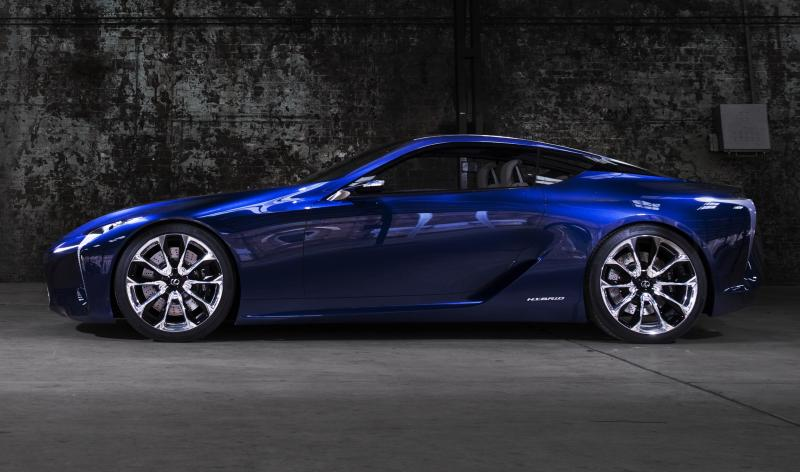 Concept Flashback - Lexus LF-LC in 77 High-Res Photos - Future LF-B 24
