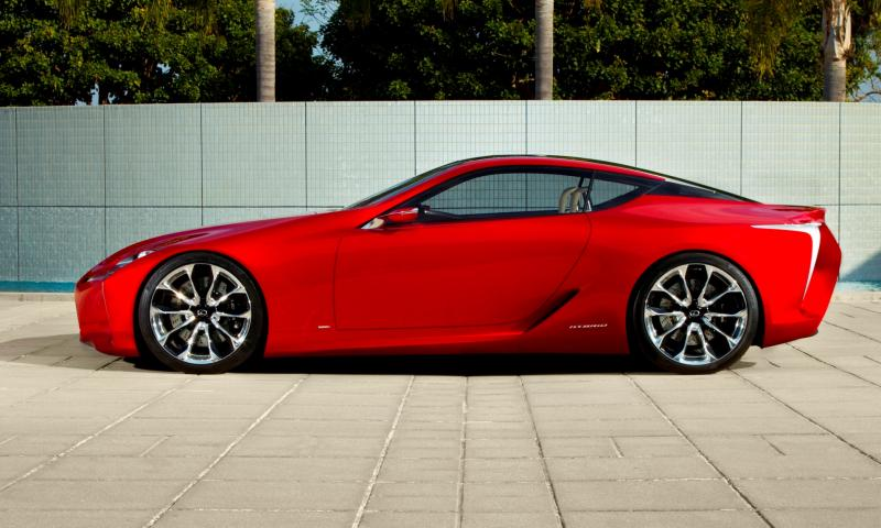 Concept Flashback - Lexus LF-LC in 77 High-Res Photos - Future LF-B 32