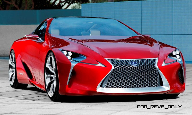 Concept Flashback - Lexus LF-LC in 77 High-Res Photos - Future LF-B 37