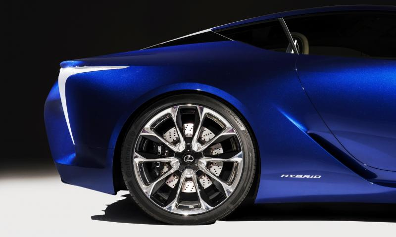 Concept Flashback - Lexus LF-LC in 77 High-Res Photos - Future LF-B 5