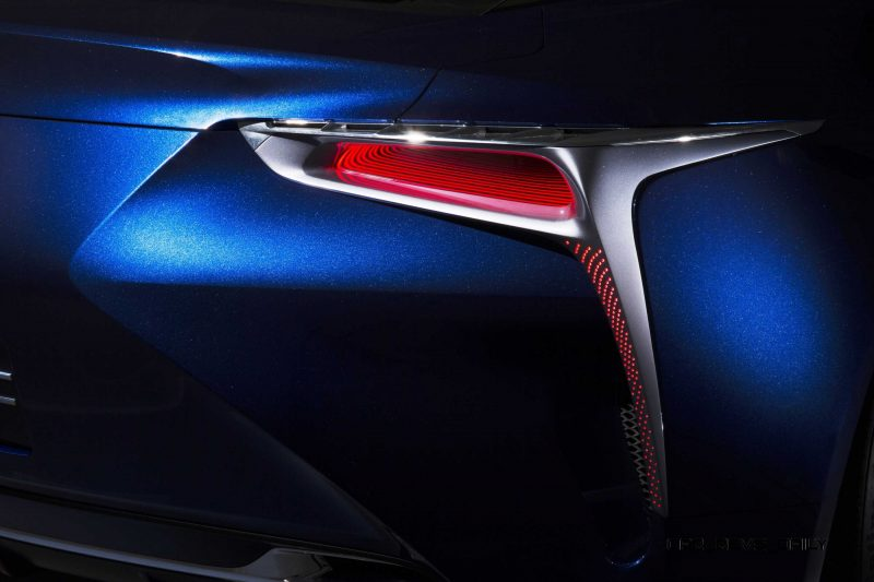 Concept Flashback - Lexus LF-LC in 77 High-Res Photos - Future LF-B 6