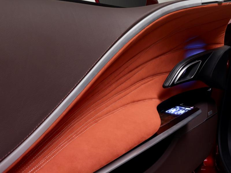 Concept Flashback - Lexus LF-LC in 77 High-Res Photos - Future LF-B 73
