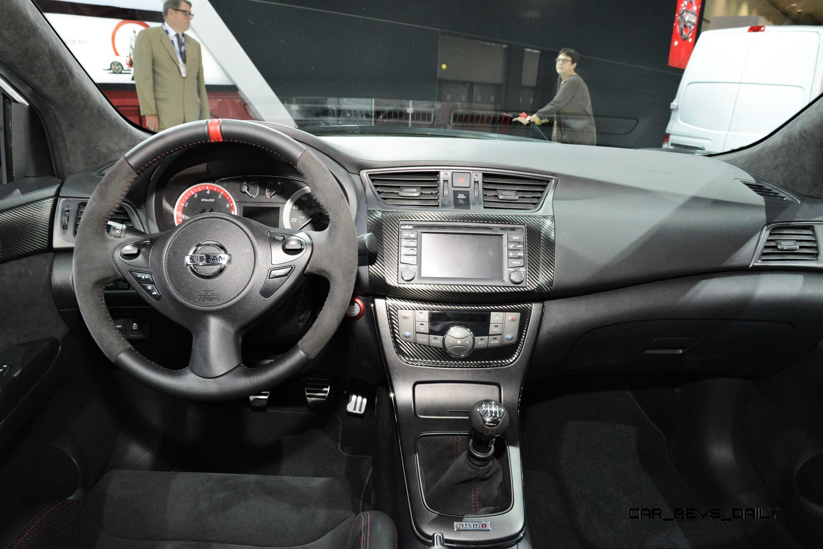 2014 Nissan Sentra Nismo Concept Altima Nismo Rendering