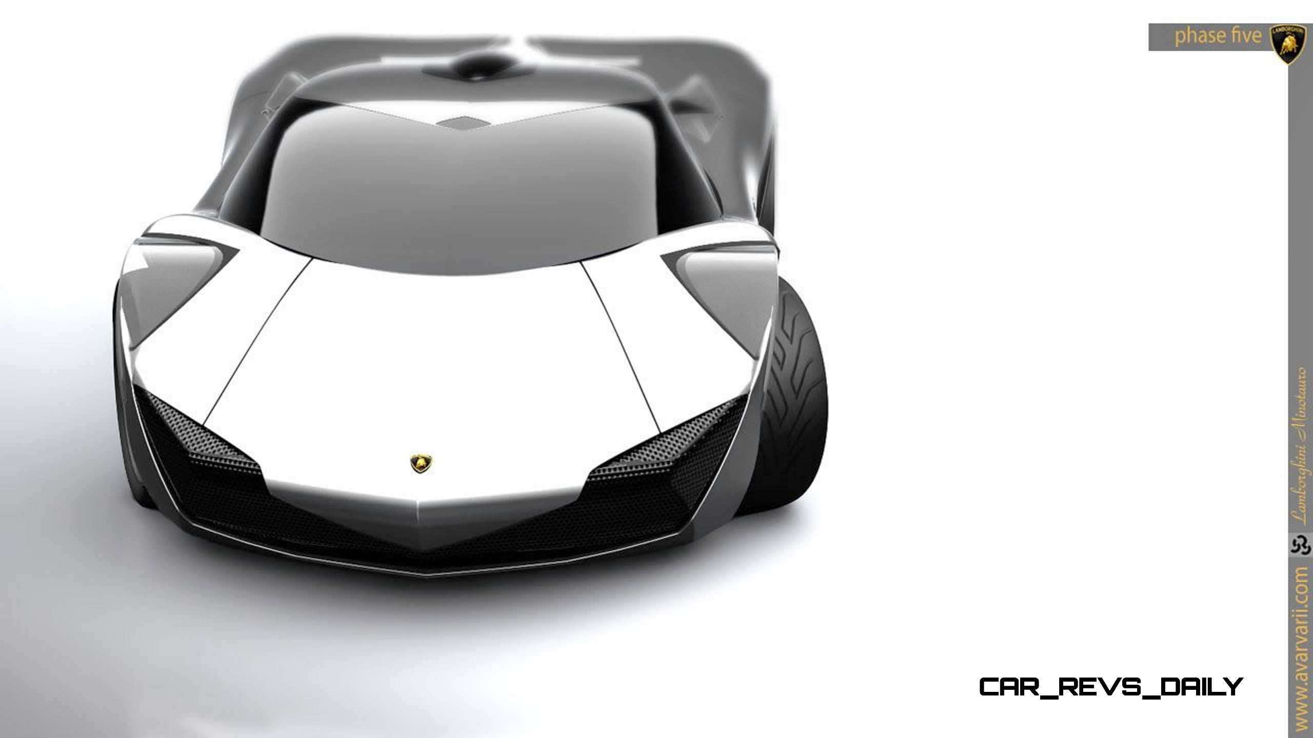 Design Talent Showcase 2020 Lamborghini Minotauro By